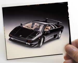 Lamborghini Diablo Assembly Kit by Bburago code 7041