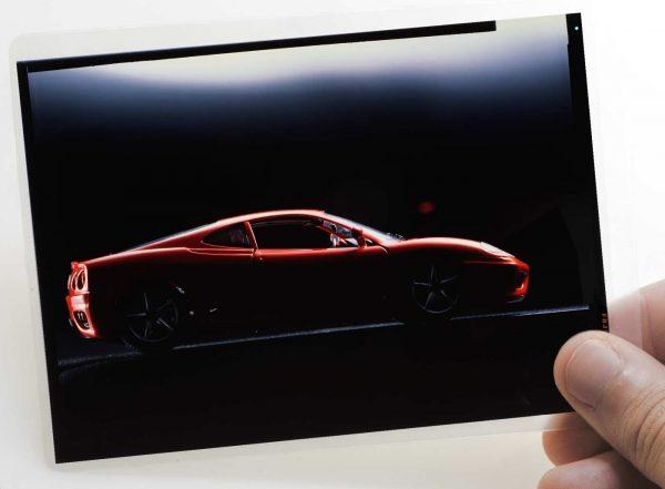 Bburago Ferrari F40 Shaped Original Slide