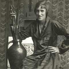 Anne Harriet Fish Sifton Portrait 1915
