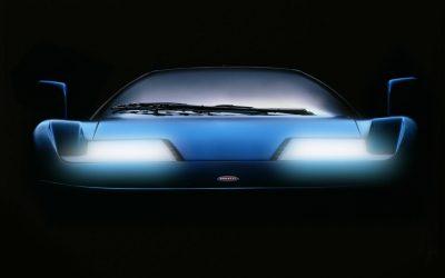 Bugatti EB110, First Model, Prototype, EB110 Supersport, EB112