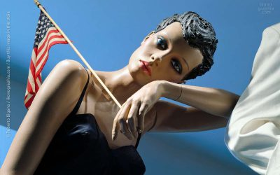 United States of Mannequins: a view into shop windows through the 1980s