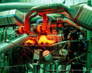 1936_73 Testing the Bugatti EB1100 engine under maximum effort. Photo by Roberto Bigano. Buy this image in the ikonographia.com store.