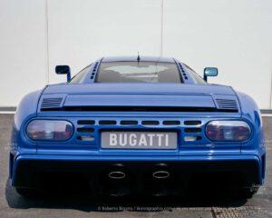 Bugatti EB 110 Gran Turismo. The final version as Restyled by Gianpaolo Benedini. Photo Roberto Bigano. Buy this image in the ikonographia.com store.