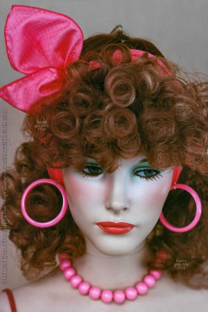 0463_10 Spanish mannequin in Bilbao 1980. Photo Roberto Bigano. Buy this image in the ikonographia.com store.